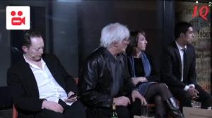 Daniel Glaser, Jack Klaff, Nicola Triscott, Murad Ahmed, IQ2
