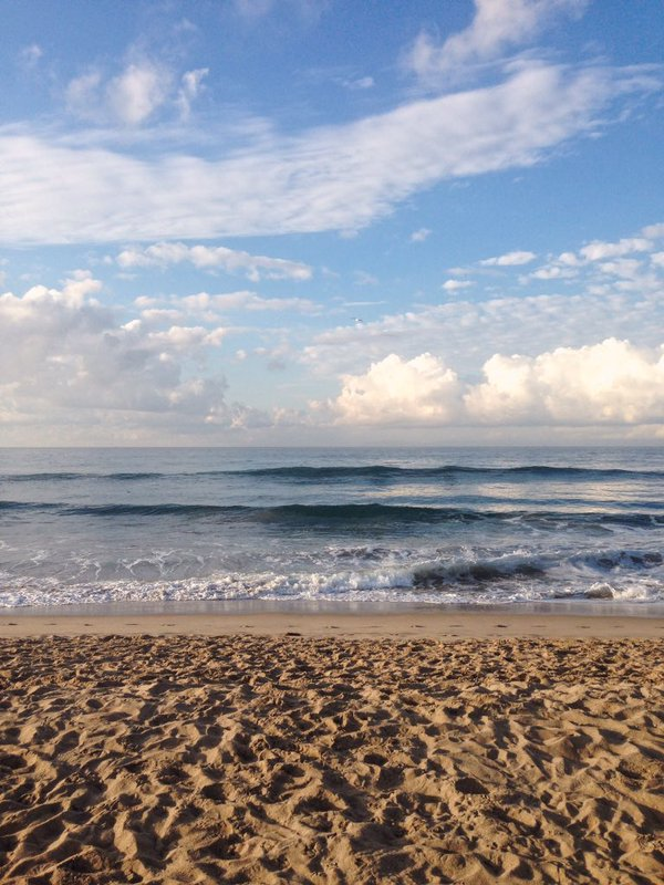 Huntingdon Beach, where we stayed for NAKFI 2015. Photo: Alana Quinn