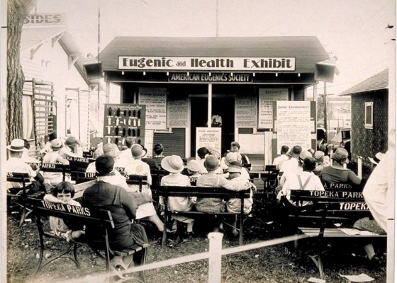 Eugenics and Health Exhibit